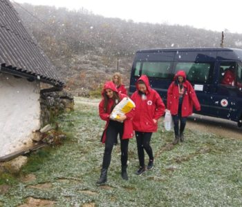 Foto: Tjedan solidarnosti Crvenog križa Prozor-Rama