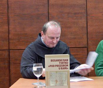 """U Zagrebu promoviran Zbornik radova Bosanski ban Tvrtko  """"pod Prozorom u Rami"""""""