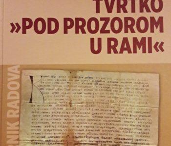 Bosanski ban Tvrtko u Zagrebu