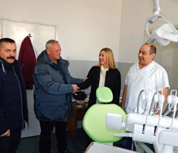 """Nova stomatološka stolica Domu zdravlja """"Rama"""""""