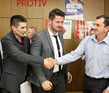 HDZ-ova koalicija protiv općine Prozor-Rama i suradnje s načelnikom Ivančevićem