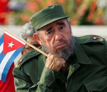 Umro je kubanski revolucionar Fidel Castro u 91. godini…