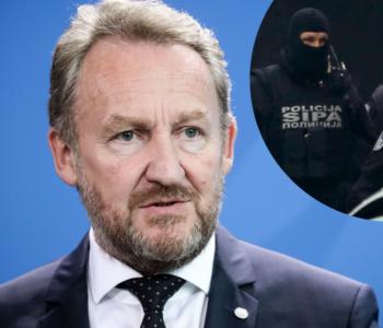 """Izetbegović: """"Hrvatica je pokrenula cijeli postupak uhićenja u Orašju"""""""