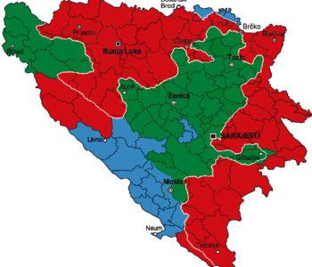 Zapadni diplomati osuđuju blokadu institucija BiH pozivaju na reformu Ustavnog suda