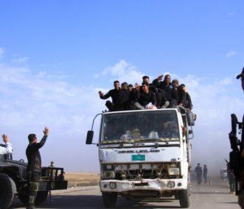Iračke snage ušle u istočna predgrađa Mosula