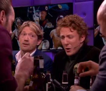 Nizozemski komičari Ashton Brothers zapjevali sevdalinku na RTL-u 4