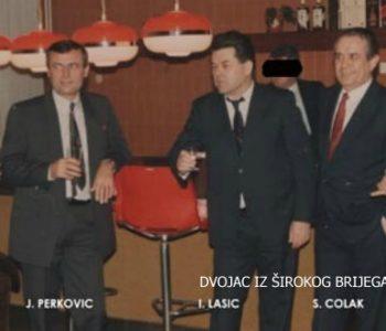 Popis rukovodećih djelatnika Udbe u Hrvatskoj od 1980.do 1990. godine