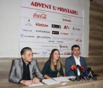 Advent u Mostaru: U subotu počinje zimska čarolija u gradu na Neretvi