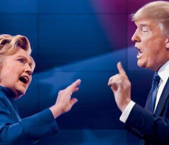 Clinton 215 elektorskih glasova, a Trumpu 244