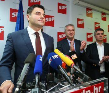 Bernardić izabran za novog šefa SDP-a. Milanović: Dajte mu podršku i neka bude iskrena