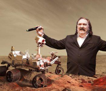Odabrala NASA: Pjesma Miše Kovača emitirat će se na Marsu