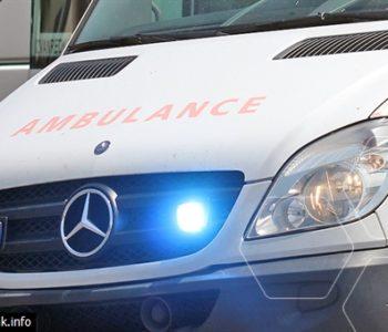 Vozači oprez: Automobil kod Prozora sletio u provaliji, ozlijeđeno pet osoba