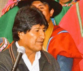Morales sudjelovao u molitvi kojom se priziva kiša
