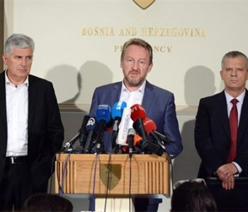 Partneri zaključili da je koalicija na razini države stabilna
