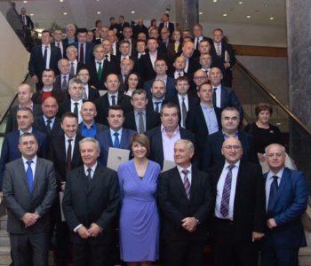 SIP u Sarajevu službeno dodijelio mandate izabranim načelnicima i gradonačelnicima