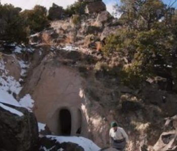 Krio se u ovoj pećini punih 25 godina. Kada je kamera konačno zavirila, imalo se što vidjeti