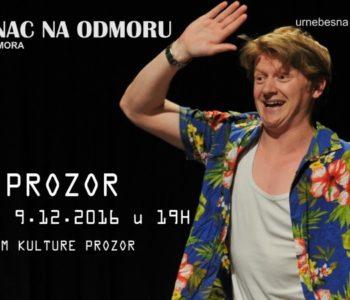 """Kazališna predstava """"Bosanac na odmoru – Mora od mora"""""""