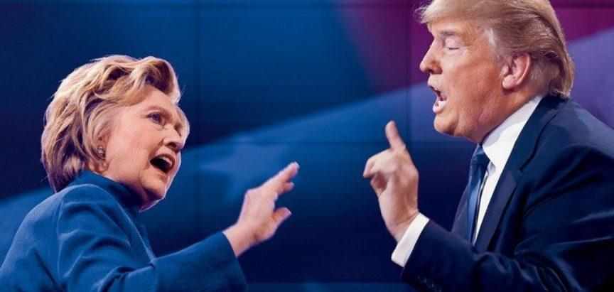 Amerika bira: Clinton ili Trump?