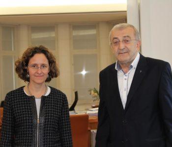 Predsjednik HKD Napredak se sastao s ministrom Davorom Ivom Stierom.