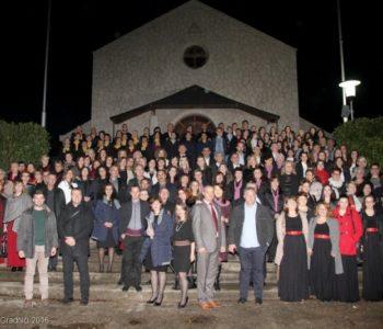 Arabelle i Čuvarice sudjelovale na 3. susretu zborova u Gradnićima