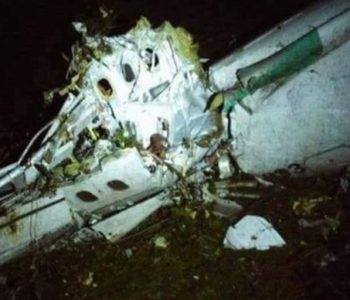 Srušio se zrakoplov s brazilskom prvoligaškom momčadi