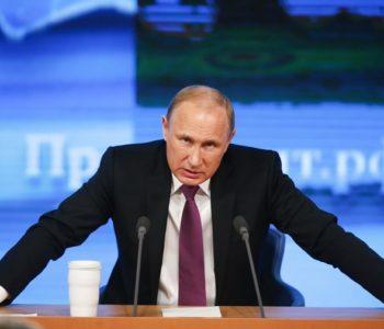 """Putin: """"Ruska vojska je najjača"""""""