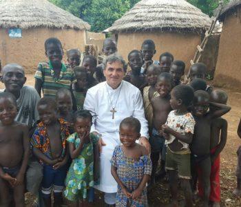 Don Ivan Stojanović, misionar s Uzdola u afričkoj Ghani