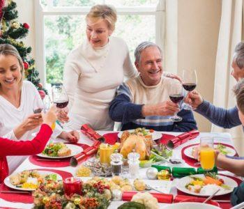 10 savjeta i pet zdravih obroka za blagdane bez prejedanja