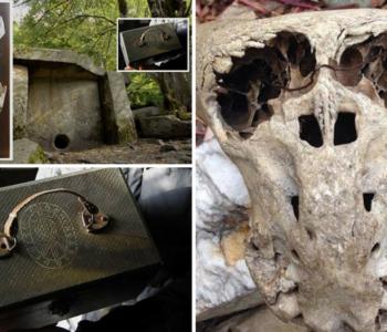 """U Rusiji našli nacistički kovčeg s lubanjama """"nepoznatih bića"""""""