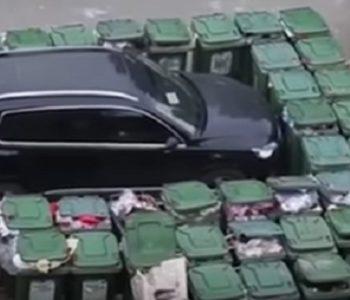 Krivo se parkirao, a onda je uslijedila osveta kakvu nije mogao ni zamisliti