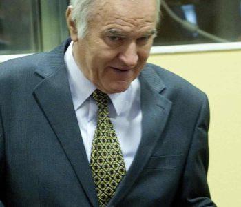 """""""Ratko Mladić je bio ključna figura u masakru u Srebrenici"""""""