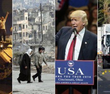 Turbulentna 2016. godina: Ratovi, atentati i šokantni događaji koji su potresli svijet