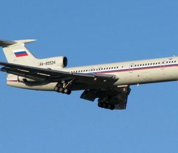 Srušio se ruski avion: Prevozio je novinare i vojni zbor u Siriju