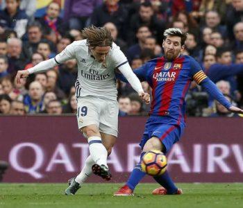 Svijet se divi hrvatskom kapetanu: Luka je najbolji igrač El Clasica