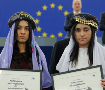 Nagrada 'Saharov' uručena jezidskim aktivisticama