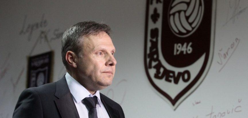 Valentin Ilievski, ramski zet, novi predsjednik Skupštine FK Sarajevo