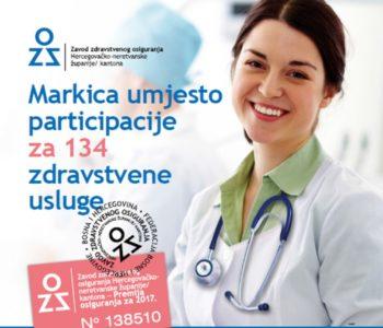 Započela distribucija premije osiguranje (markica)