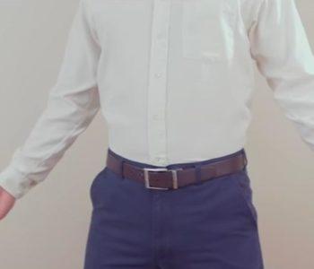 5 super načina kako da vam se košulja više ne izvlači iz hlača