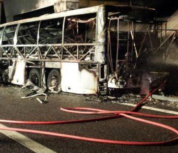 Strava u Veroni: Zapalio se bus s djecom, najmanje 16 mrtvih
