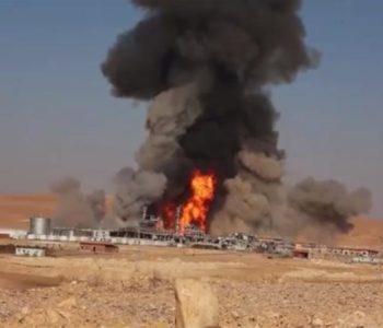 ISIL raznio plinsko postrojenje u mjestu gdje polja ima i Ina