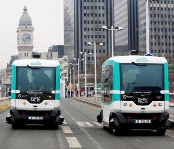 U Parizu počela voziti dva autobusa bez vozača: 'Ovo je naš odgovor na smanjenje zagađenja zraka'