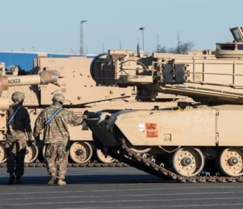 NATO poslao američku 'željeznu brigadu' da čuva Europu od Putina