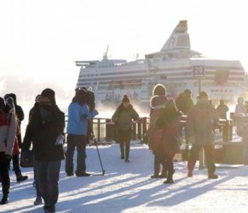 U Finskoj temperature minus 40 stupnjeva