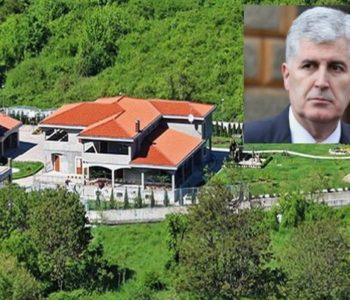 U slučaju novog progona, Hrvati iz RS ne trebaju brinuti – svi mogu stati u Čovićev dvorac u Mostaru!