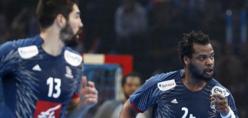 Počelo Svjetsko rukometno prvenstvo: Francuska razbila Brazil na otvorenju Svjetskog rukometnog prvenstva