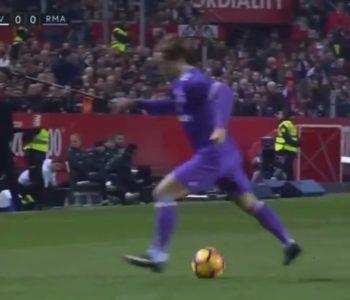 Ovo ni Ronaldo ne može napraviti! Pogledajte majstorski potez Luke Modrića