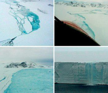 Golema santa leda odvojit će se od Antarktike