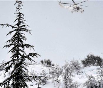 Spasilački helikopter pao u Italiji uz jaku eksploziju