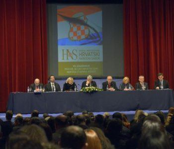 Jučer je održano zasjedanje HNS-a