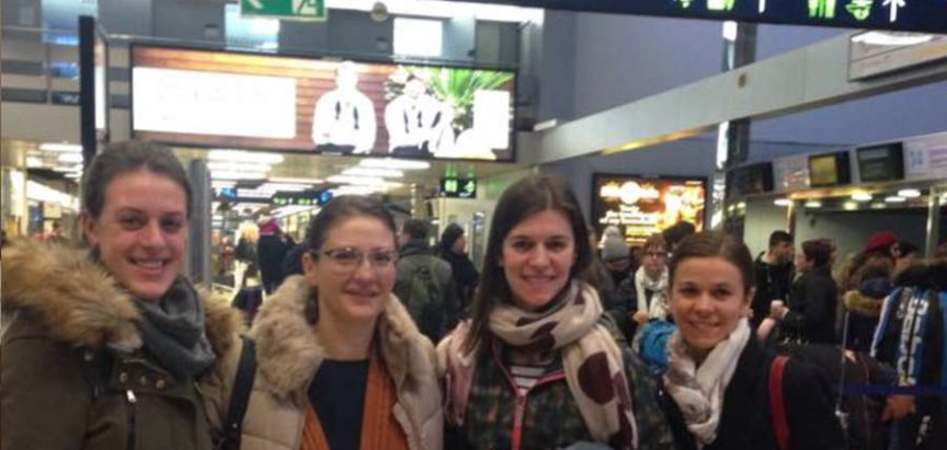Antonija Bilić: Moj dolazak u Cienfuegos, Kuba